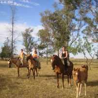 Familia Tolstoi en Las Cañadas / Tolstoi Family at Las Cañadas